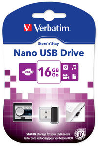 Store 'n' Stay NANO USB Drive 16 GB