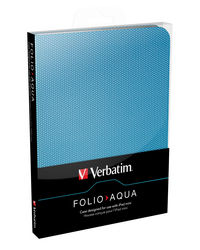 Folio Aqua - f�r iPad mini/mini med Retina-display