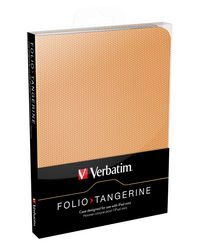 Folio Tangerine - for iPad mini / mini with Retina display