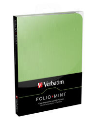 Folio Mint - til iPad mini/mini med Retina-sk�rm