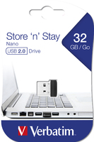 32GB jednotka USB Store 'n' Stay NANO