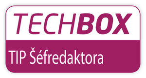 98243 MediaShare Wireless Test Winner- TECHBOX Slovakia 10/2013