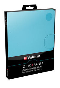 Folio Aqua — dla tabletu iPad