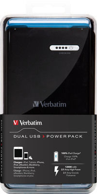 Power�Pack portable Dual�USB 12�000�mAh