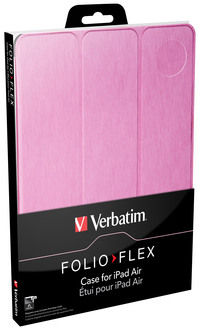 Folio Flex til iPad Air - Pink
