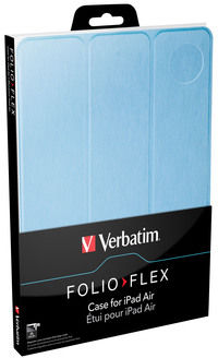 Folio Flex til iPad Air - Bl�