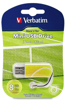 8GB jednotka USB Mini Sports Edition � tenis