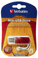 Cl� USB Mini 16�Go, �dition Sports - Basketball