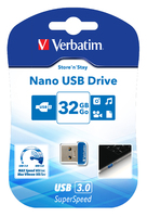 32GB jednotka USB 3.0 Store 'n' Stay NANO