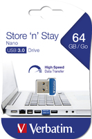 Store 'n' Stay NANO USB 3.0 Drive 64 GB