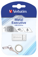 Metal Executive USB 2.0-minne