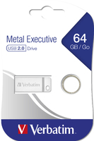 Executive USB 2.0-Laufwerk aus Metall