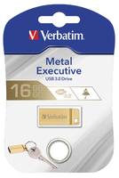 Executive USB 3.0-Laufwerk aus Metall 16GB