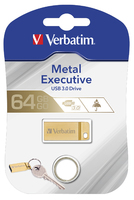 Executive USB 3.0-Laufwerk aus Metall 64GB