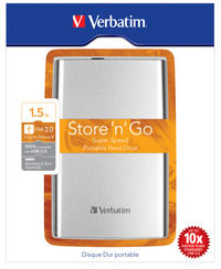 Store 'n' Go USB 3.0 Colours