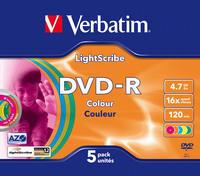 DVD-R Lightscribe Colour V1.2