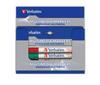 Rotuladores multimedia en caja de versi�n comercial