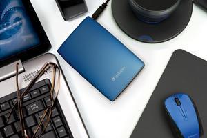 Evo HDD Lifestyle Blue