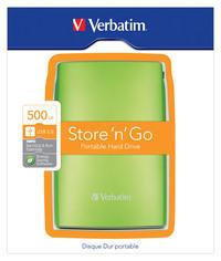 Store 'n' Go USB 2.0 Colours