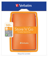 Store 'n' Go USB 2.0 Colours