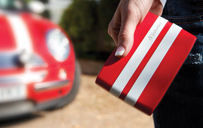 HardDrives Portable GT Red