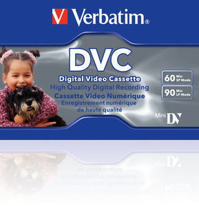 DVC/MiniDV 60 Min singola