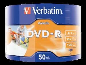 DVD-R Inkjet Printable