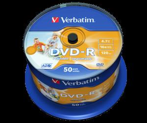 photograph regarding Printable Dvd Discs identify Purchase Printable DVD-R Discs DVD-R Large Inkjet Printable