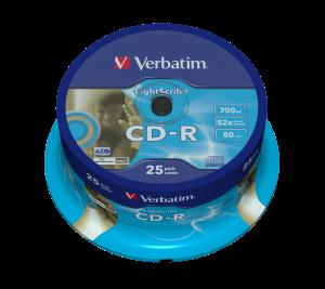 CD-R Lightscribe V1.2