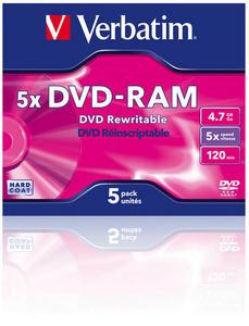 DVD-RAM 5x