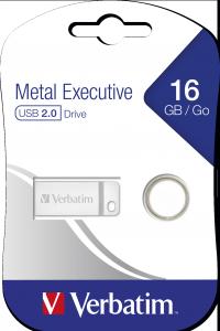 USB-накопитель Metal Executive (USB 2.0) 16GB