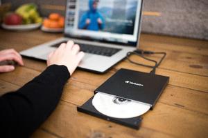 Verbatim External Slimline USB 3.0-Blu-ray-Brenner