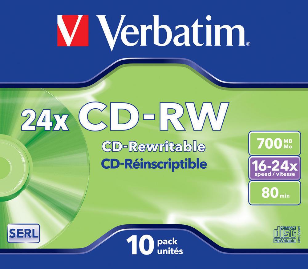 CD-RW 24x
