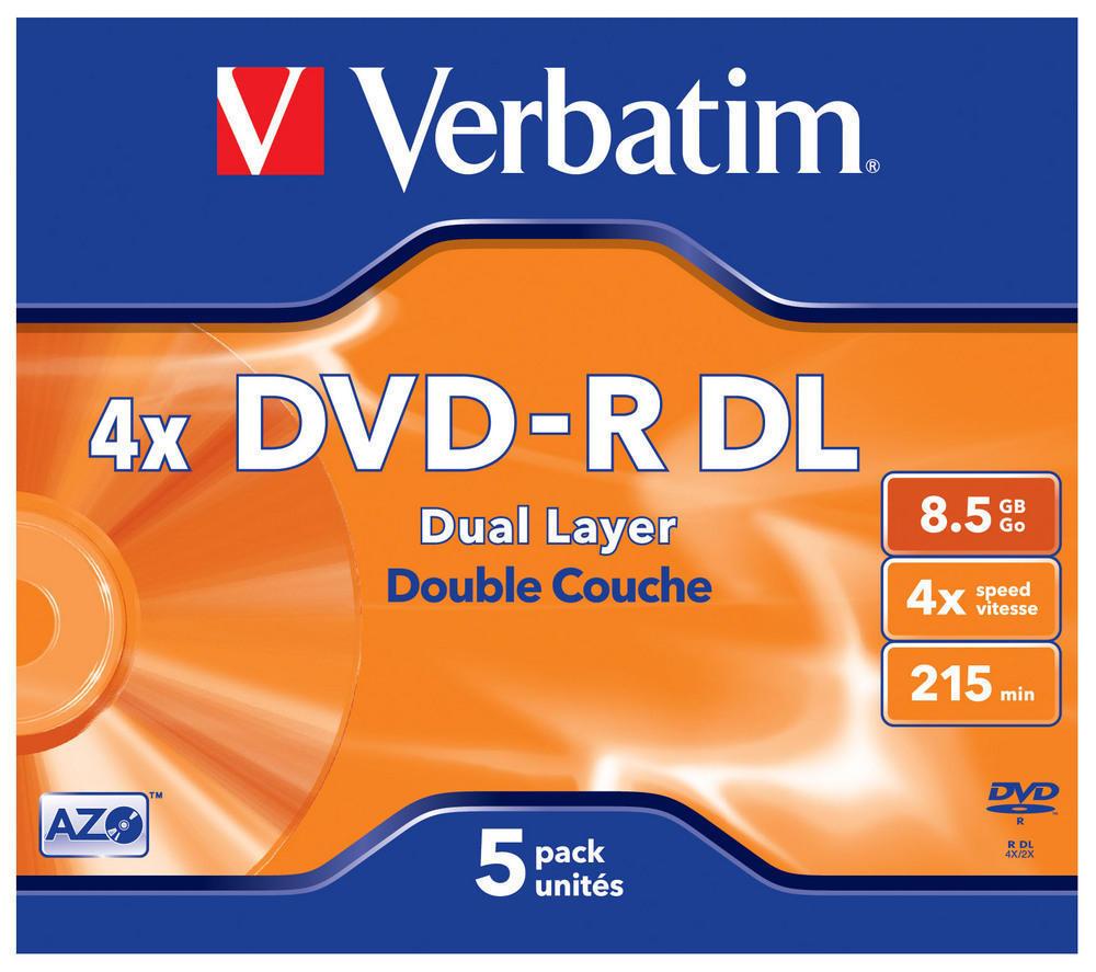 DVD-R Dual Layer 4x