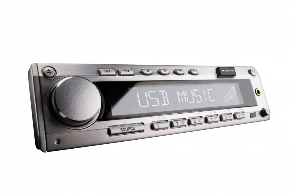 97464 NANO USB Drive Car Stereo