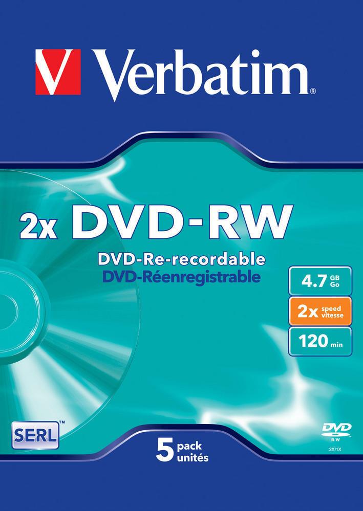 DVD-RW 2x