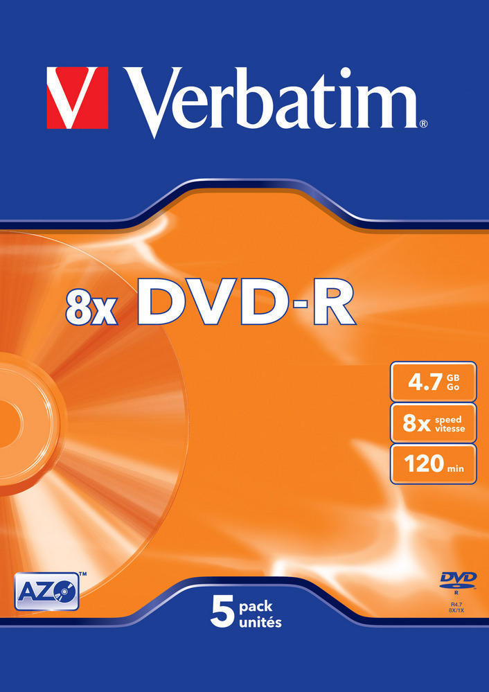 DVD-R 8x
