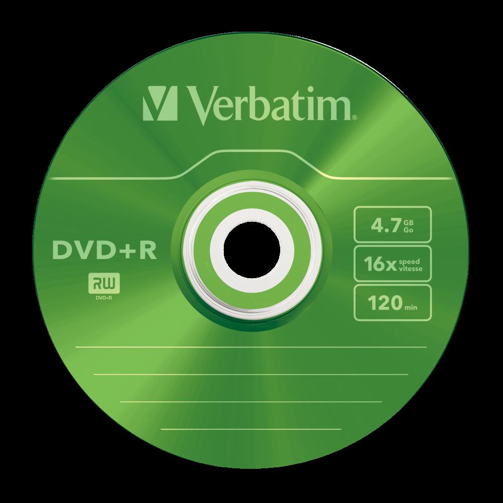DVD+R Colour