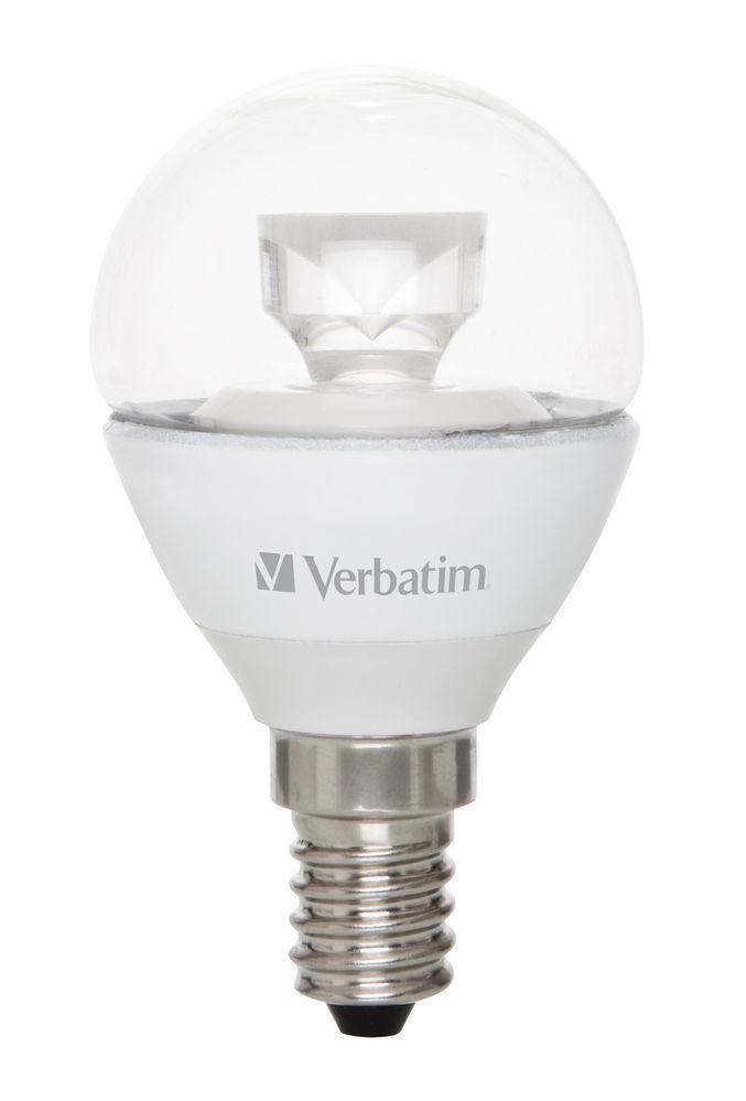 Verbatim LED Mini Globe E14 5.5W