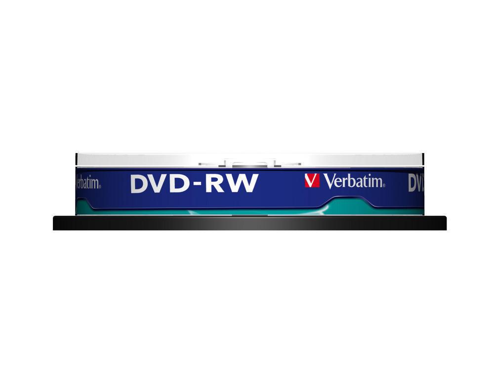 DVD-RW Matt Silver 6x