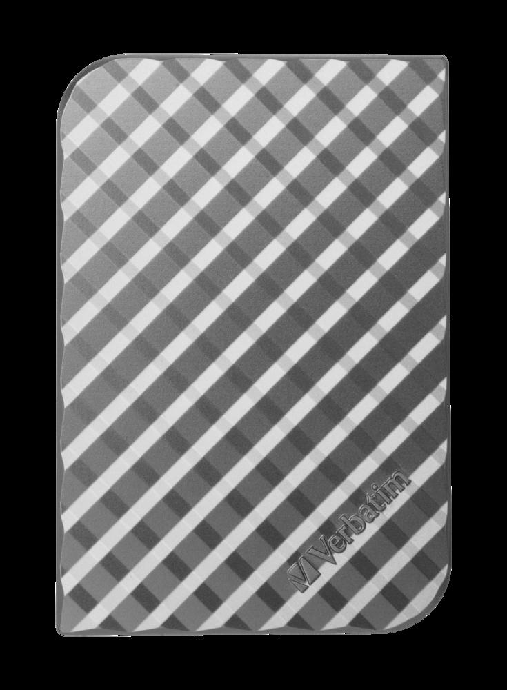 Verbatim Store 'n' Go USB 3.0 Hard Drive 500GB Silver
