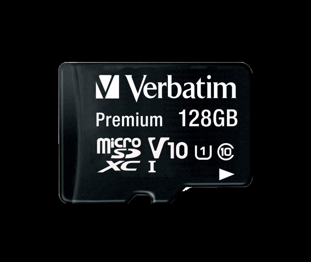 microSDXC klasa 10 sa 128 GB*