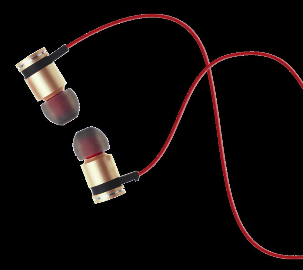 44401 No Packaging Earbuds Flat 2