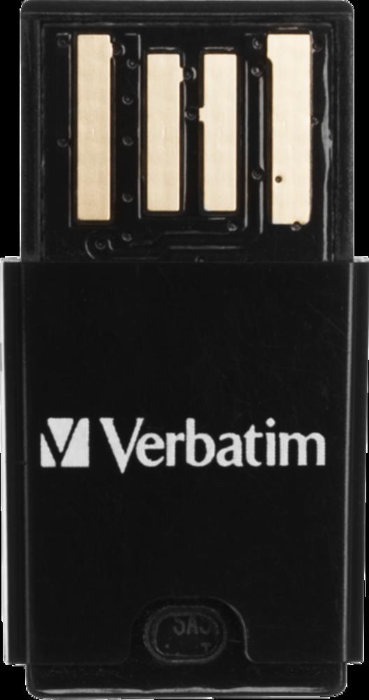 Surfplatta U1 microSDHC-kort med USB-läsare 16 GB*