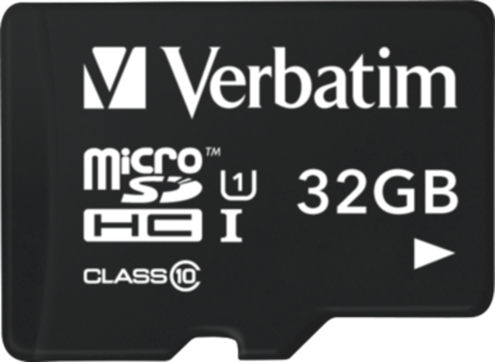 Tablet U1 microSDHC Card with USB Reader 32GB*