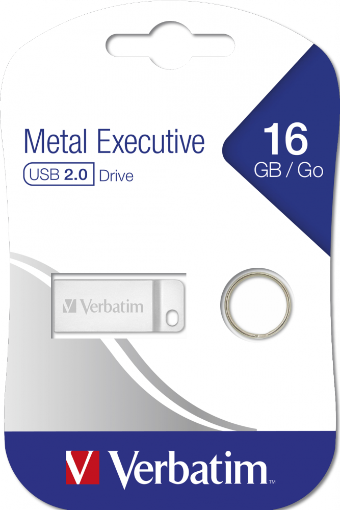 Metal Executive USB 2.0 Drive 16GB*