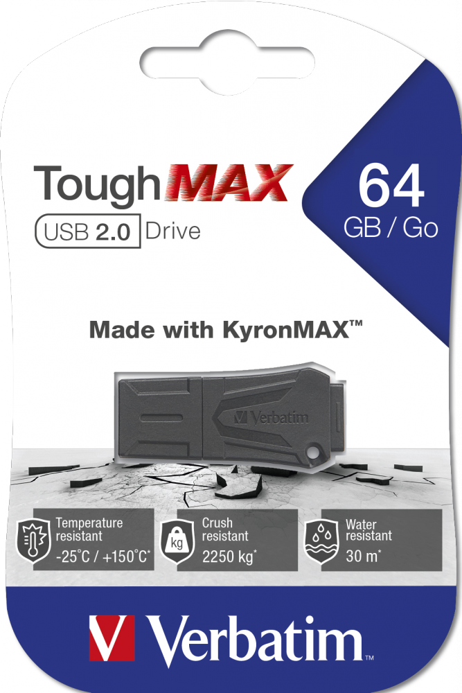 Memoria USB ToughMAX 64 GB*