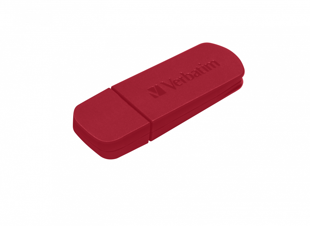 Mini USB Drive 16GB* Red