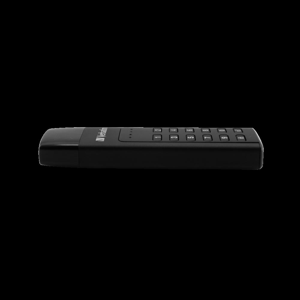 Verbatim Keypad Secure USB-C-station 32�GB*