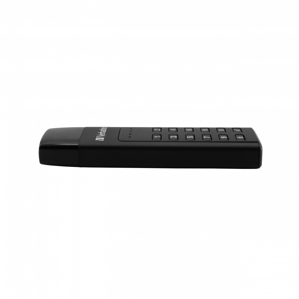 Verbatim Keypad Secure USB C-enhet 64 GB*